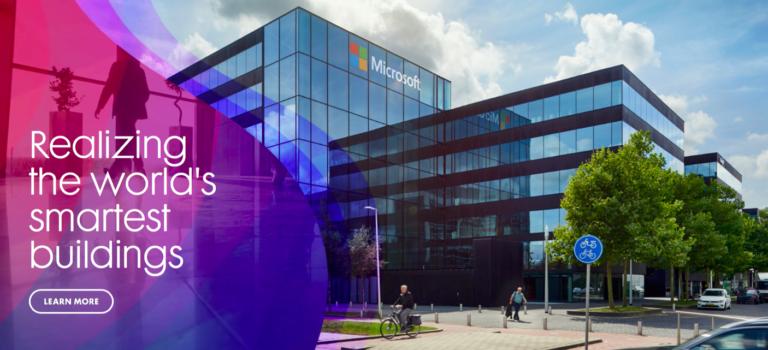 Het nieuwe Microsoft HQ