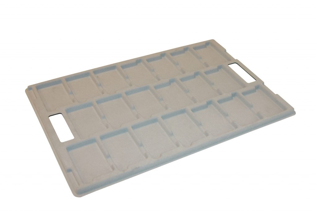 Thermoforming trays.