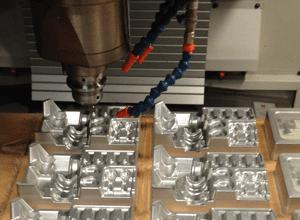 Matrijzen frezen - Batelaan Kunststoffen